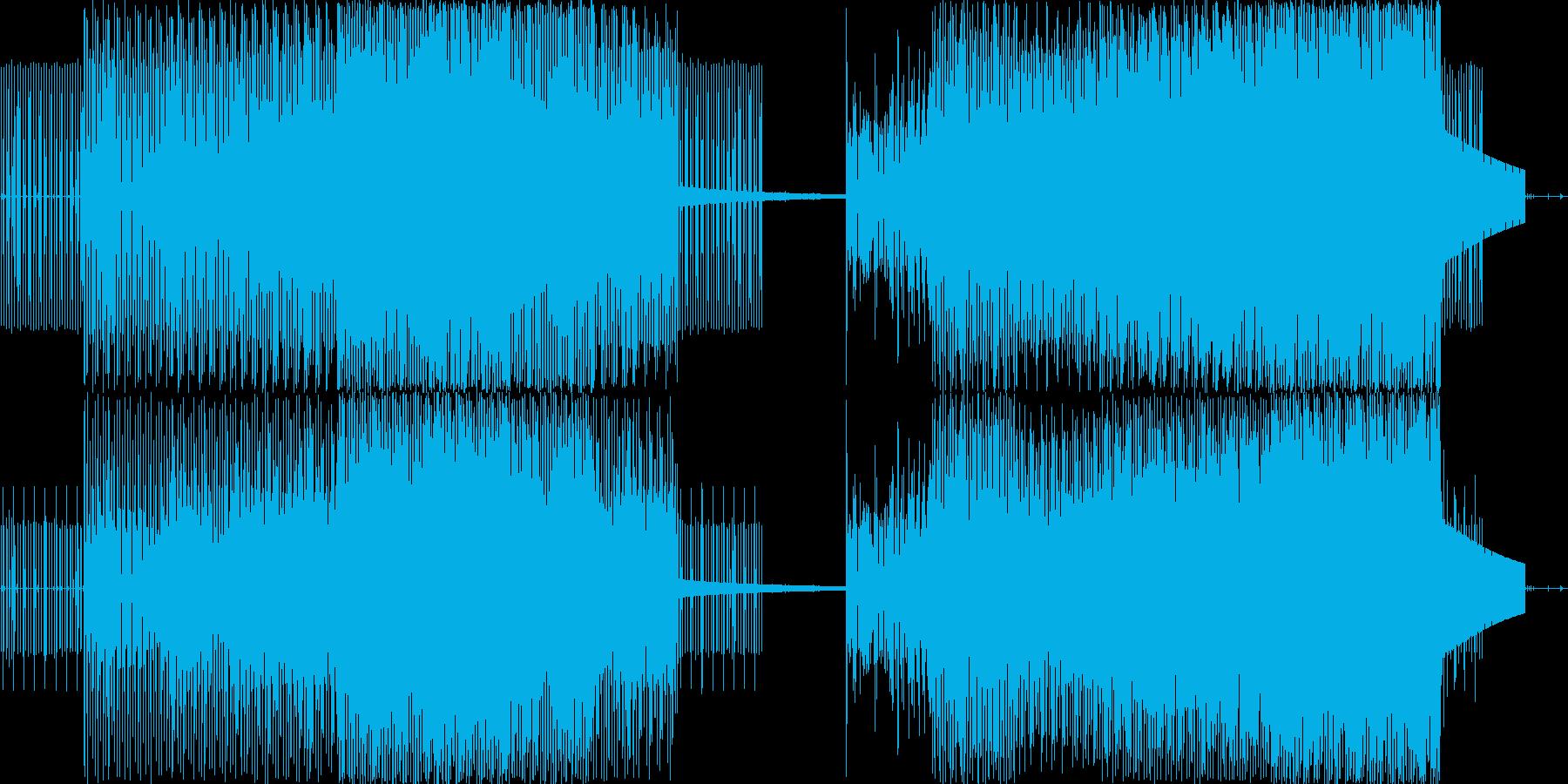 delayがしたくて作りました。の再生済みの波形