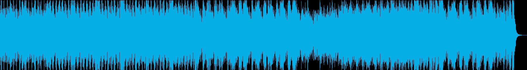 和風オーケストラ日本の祭②尺八なしの再生済みの波形