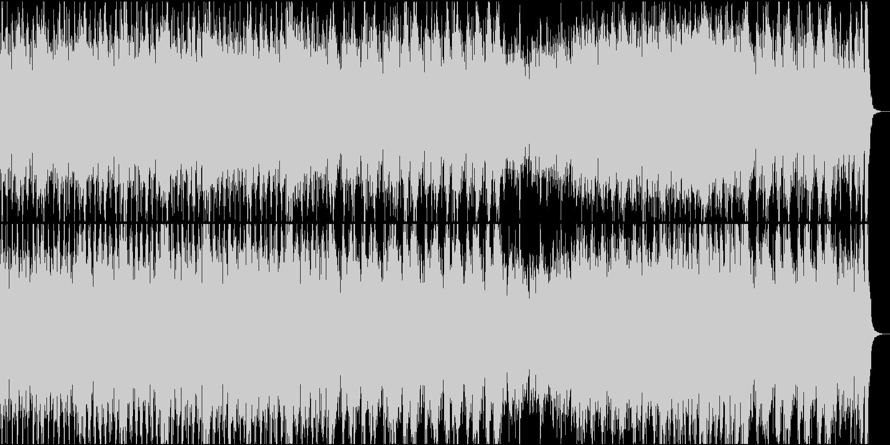 和風オーケストラ日本の祭②尺八なしの未再生の波形