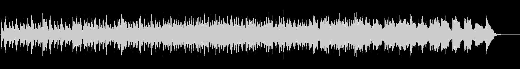 ショパンのマズルカのイメージのオリジナルの未再生の波形