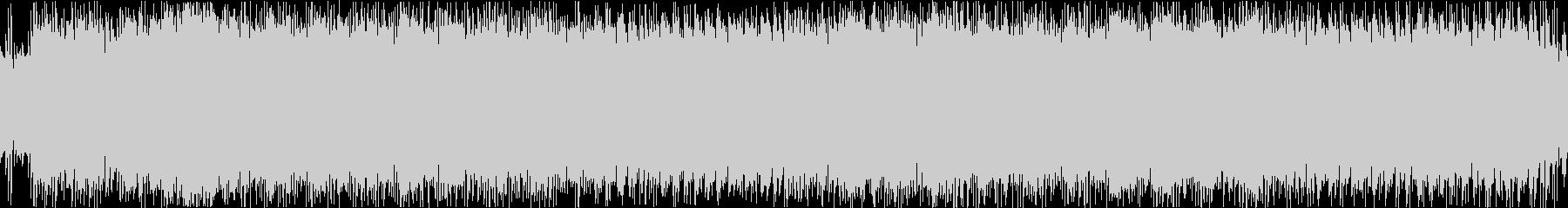 和風/モダン/箏/EDM/ループの未再生の波形