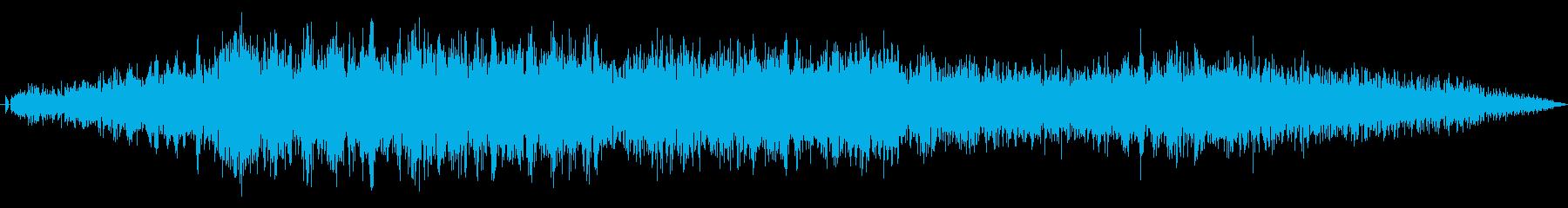 F1などのレース、エンジン音に最適13!の再生済みの波形