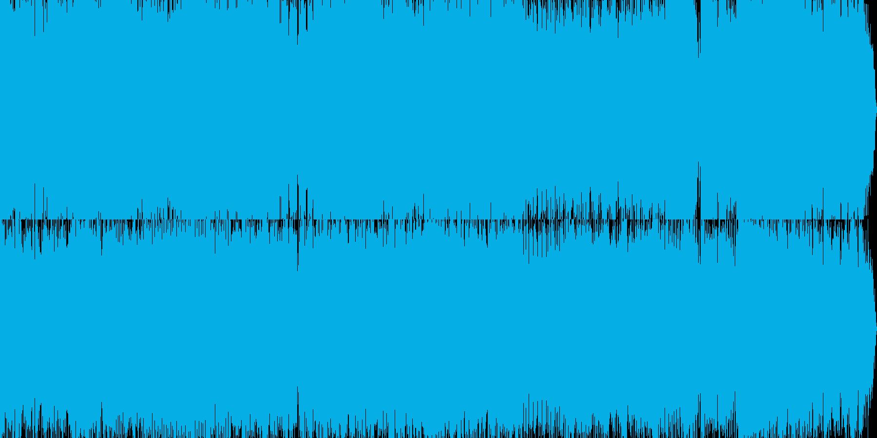 オルタナティブバラードの再生済みの波形