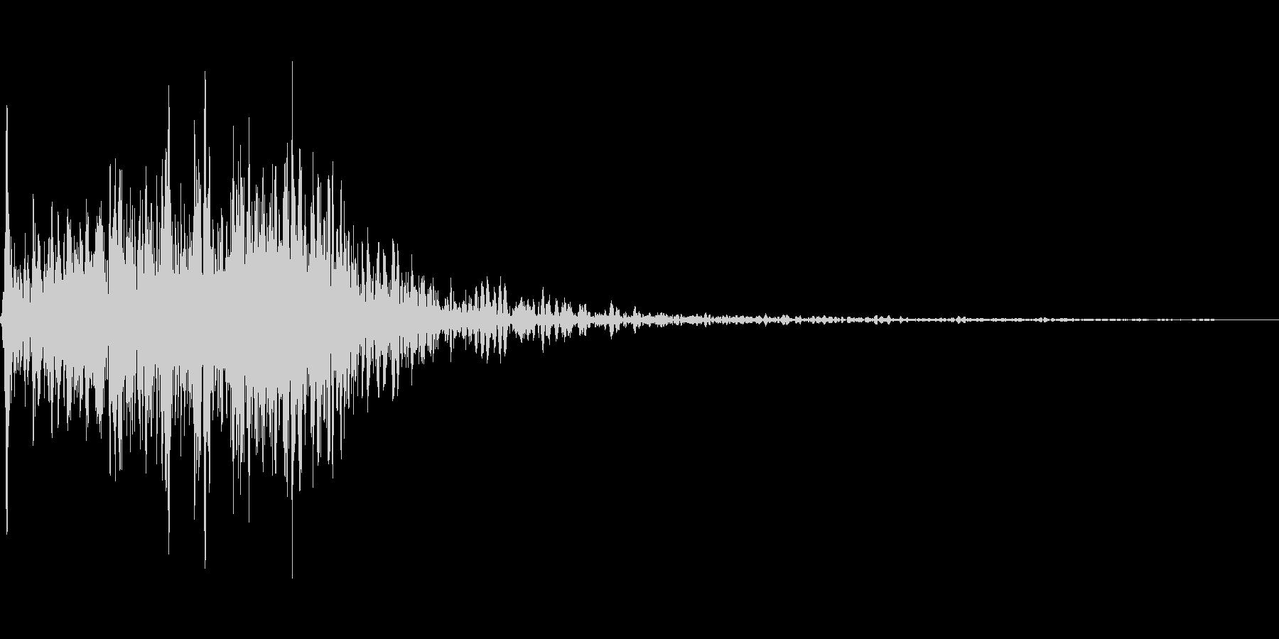 吹きすさぶ風・竜巻系の魔法(中レベル)mの未再生の波形