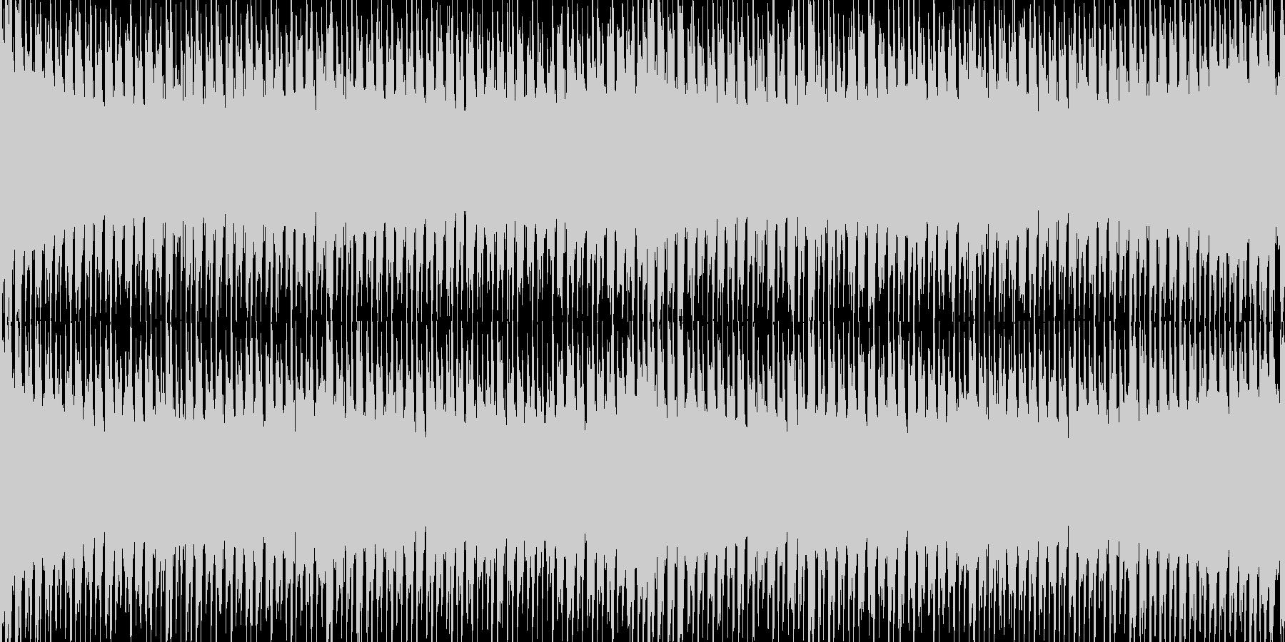 【EDMループ素材】企業・映像制作向きHの未再生の波形