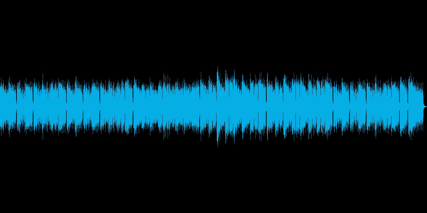 謝ることをイメージしたBGMです。の再生済みの波形