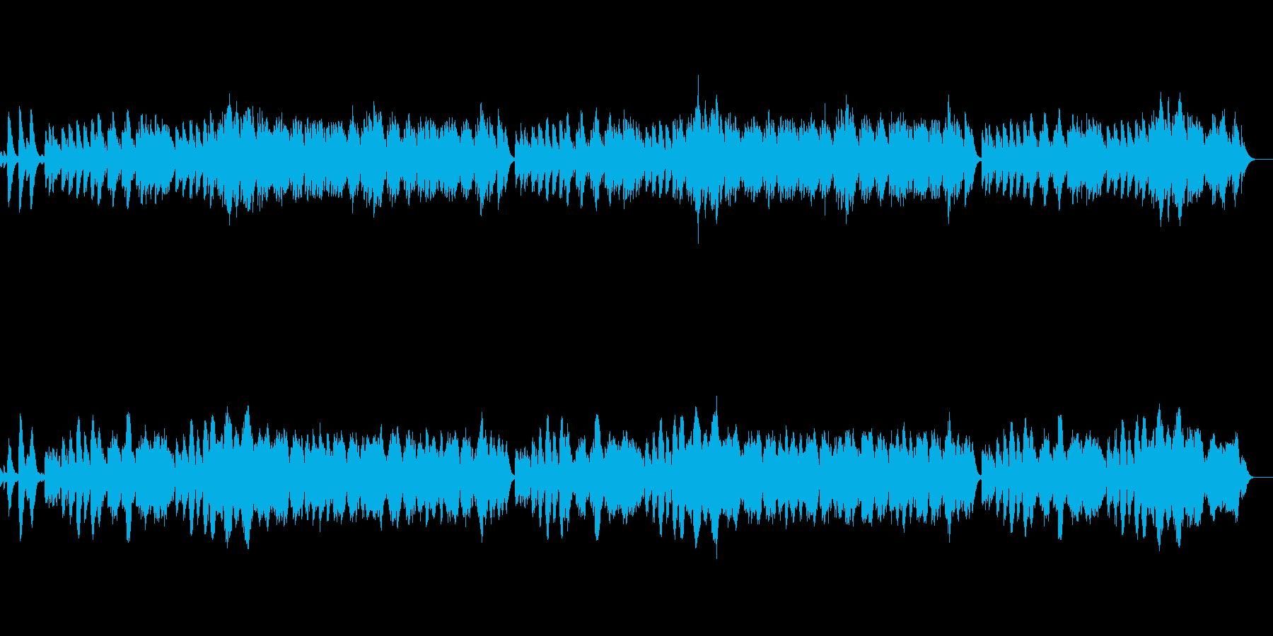 サティ ジュ・トゥ・ヴー(セレスタベル)の再生済みの波形