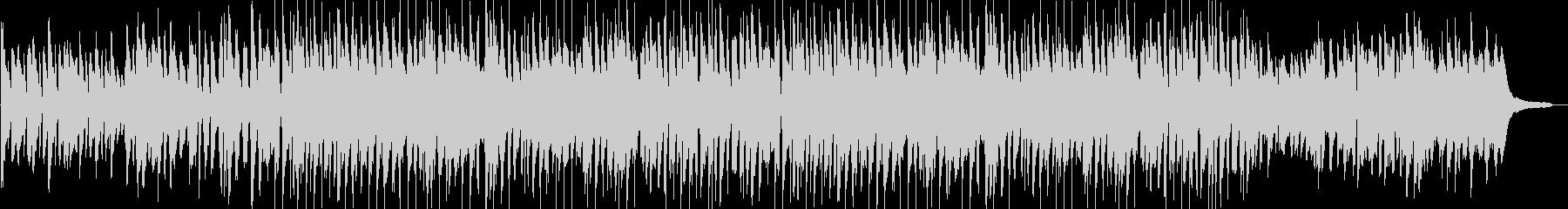ウキウキ・スウィング調・映像・イベント用の未再生の波形