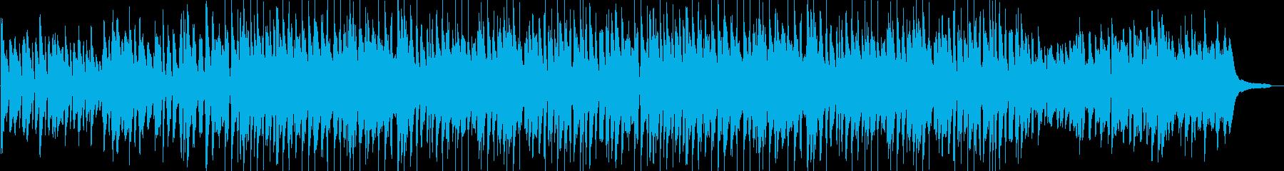 ウキウキ・スウィング調・映像・イベント用の再生済みの波形