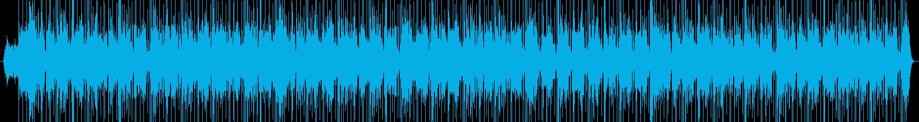 明るく爽やかなポップス・インストの再生済みの波形