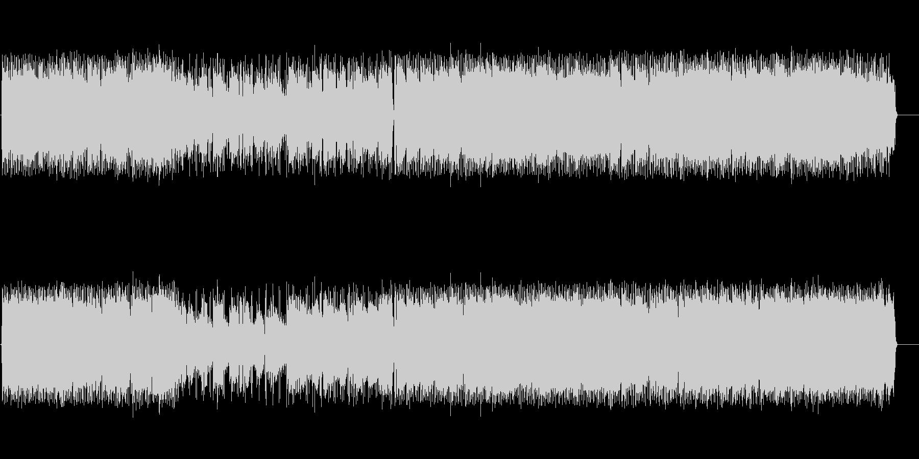 ブライダル永遠 80年代風フォークロックの未再生の波形