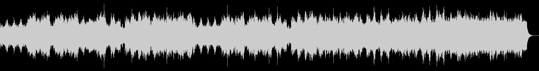 ハロウィン系BGM 魔法の森 ロング版の未再生の波形