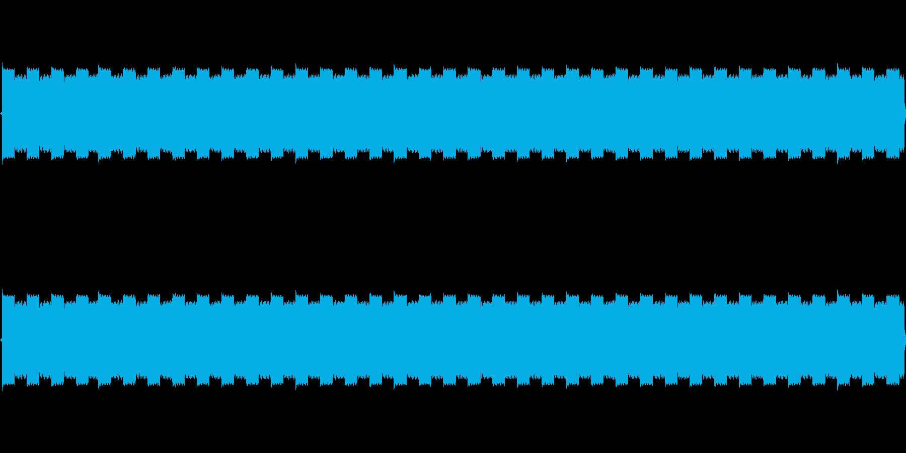 【効果音】警報音2の再生済みの波形