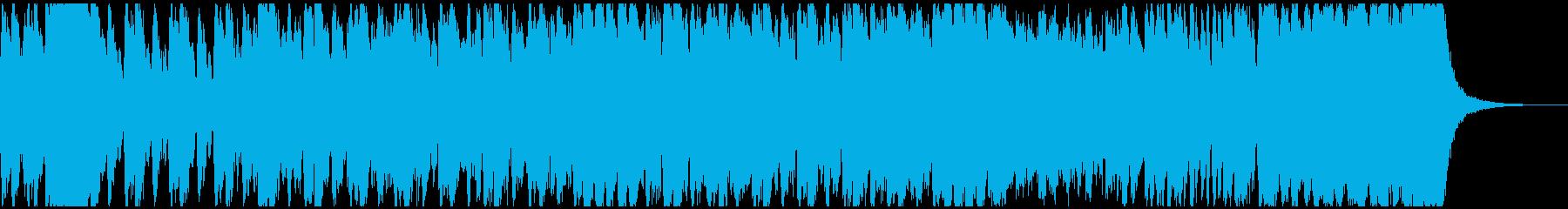 冒険RPG 勇敢なオーケストラ 約60秒の再生済みの波形
