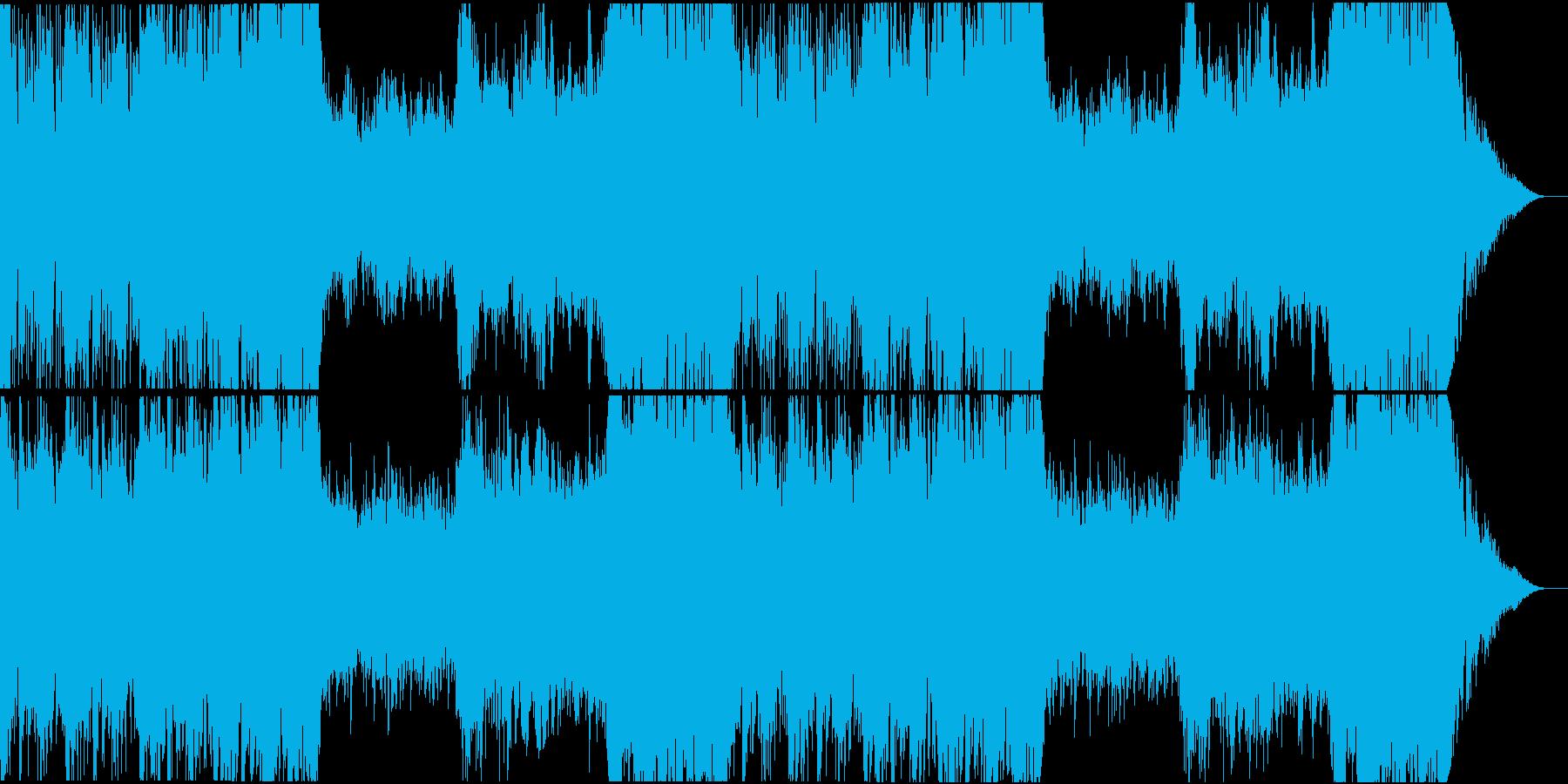 RPG 通常戦闘の再生済みの波形