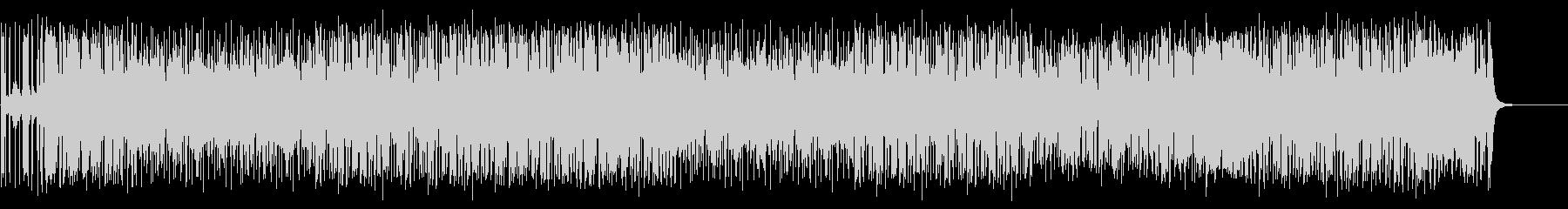 ショートBGM:ファンク(フル版)の未再生の波形