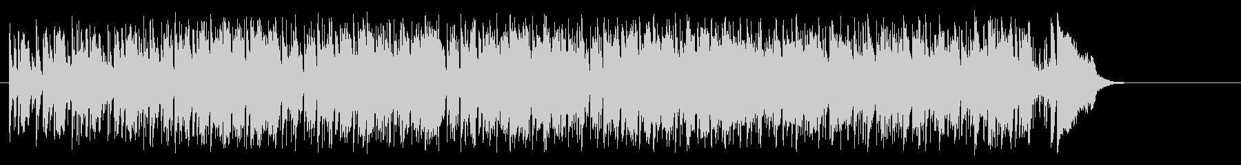 前向きなフュージョン(イントロ~A~…)の未再生の波形
