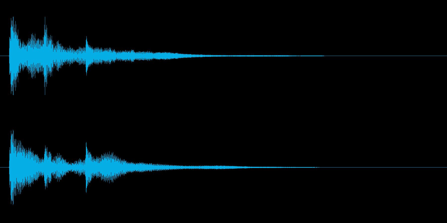 サウンドロゴ(企業ロゴ)_006の再生済みの波形