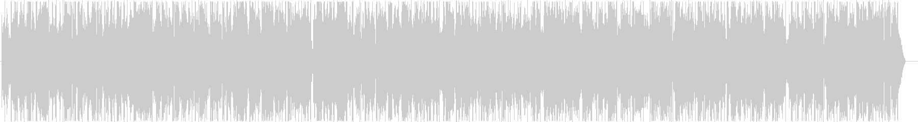 ラウンジで流れる大人のジャズバラードの未再生の波形