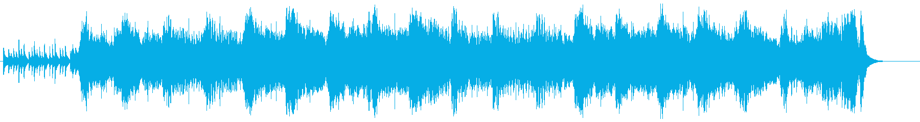 栄華を極めた古都の邦楽特選大名行列の再生済みの波形