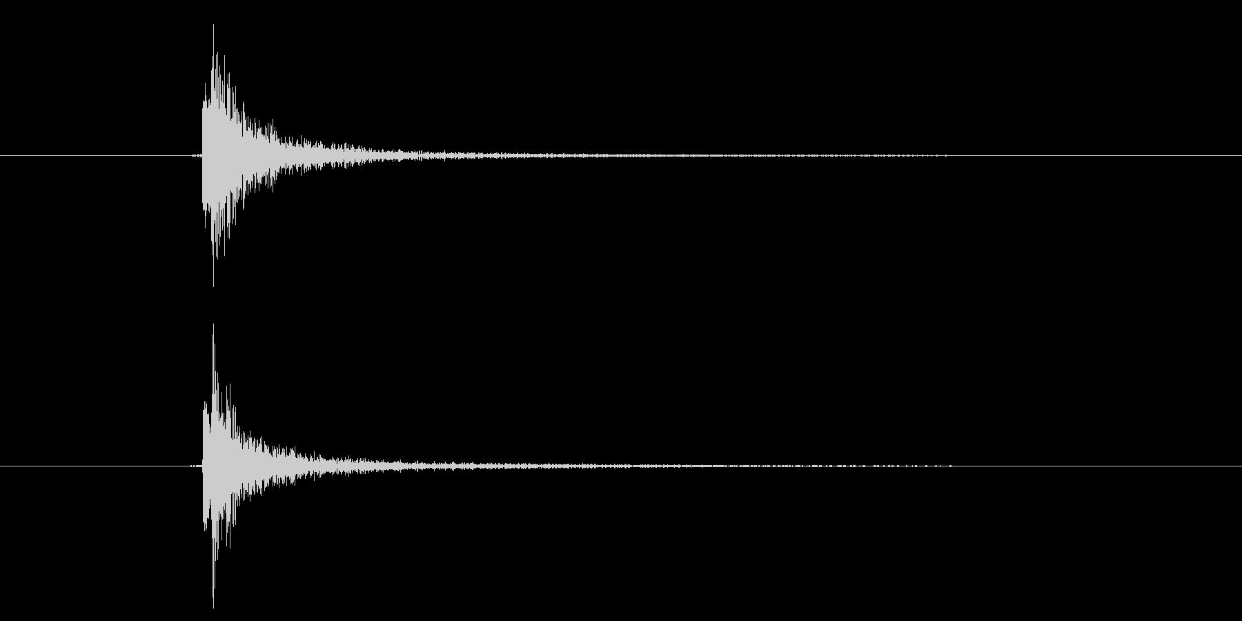 カン/作る/かなづち/装備品作成の未再生の波形