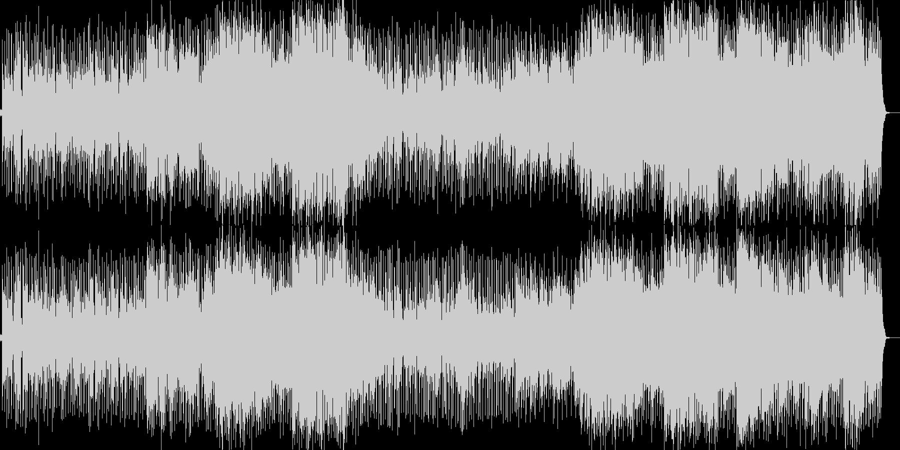 aiko「カブトムシ」風の、ミディアム…の未再生の波形