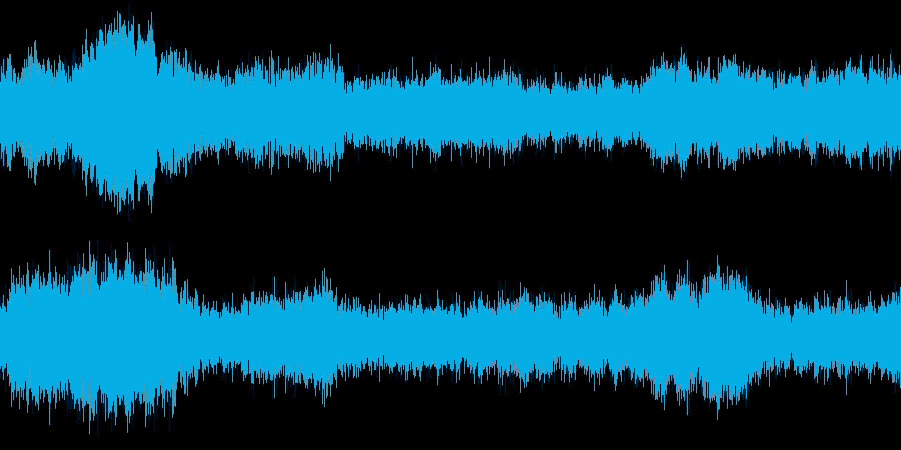 ダンジョン3 RPG ゲーム ループの再生済みの波形