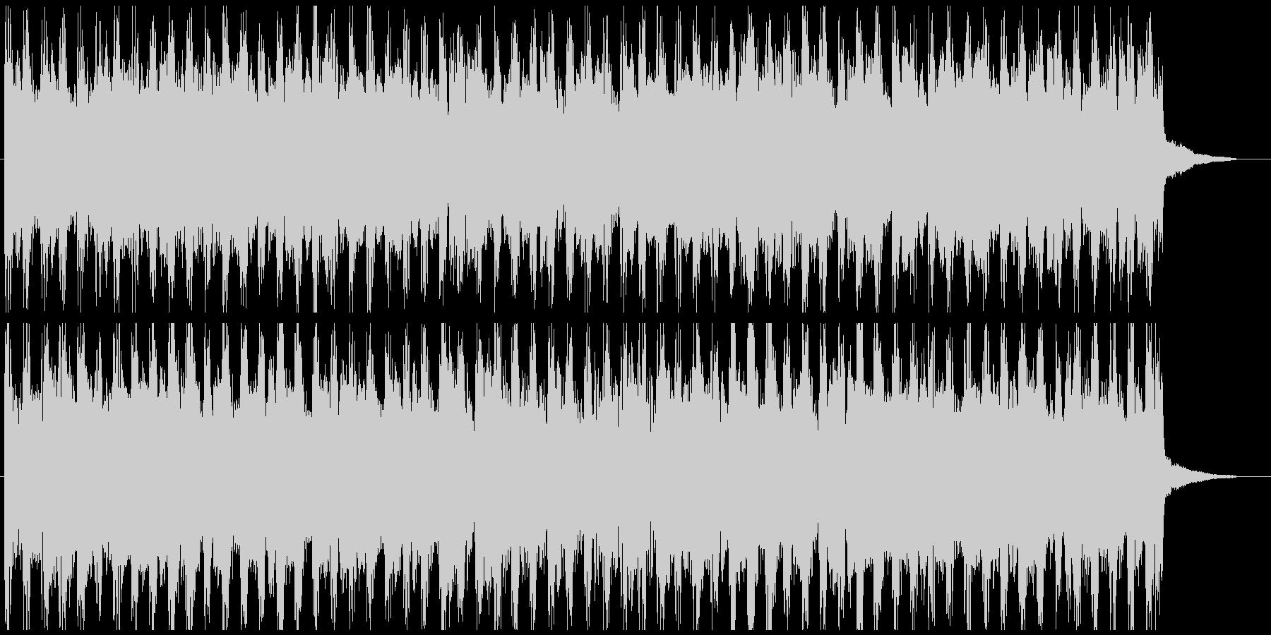 企業VP爽やかなポップ4つ打ち2 30秒の未再生の波形