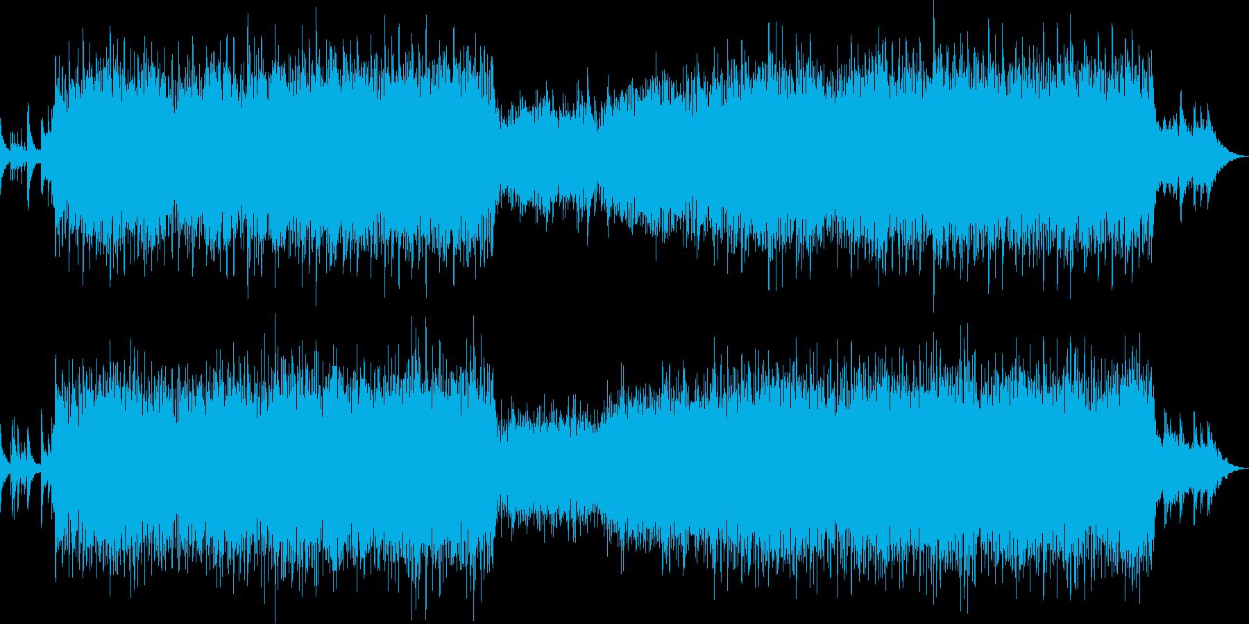 明るく爽やかなオーケストラポップ-07の再生済みの波形