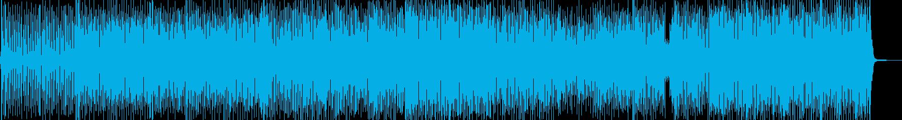 (。^U^)bなスカポップの再生済みの波形