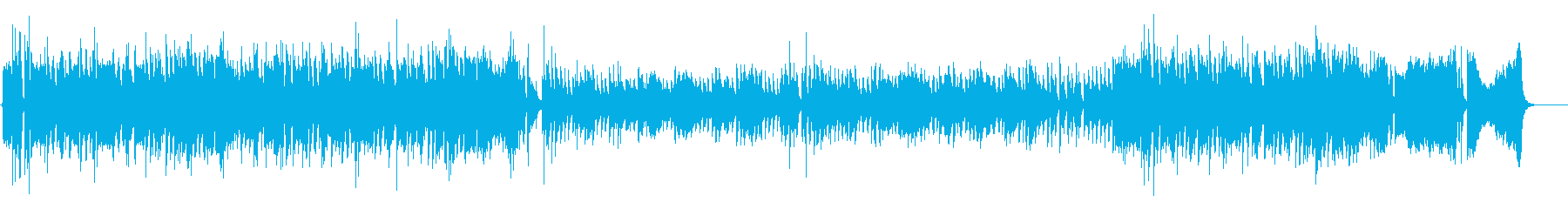 ピアノソロ入りビッグバンドの再生済みの波形