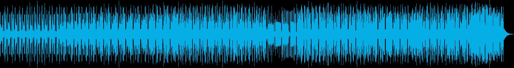 fishfgの再生済みの波形