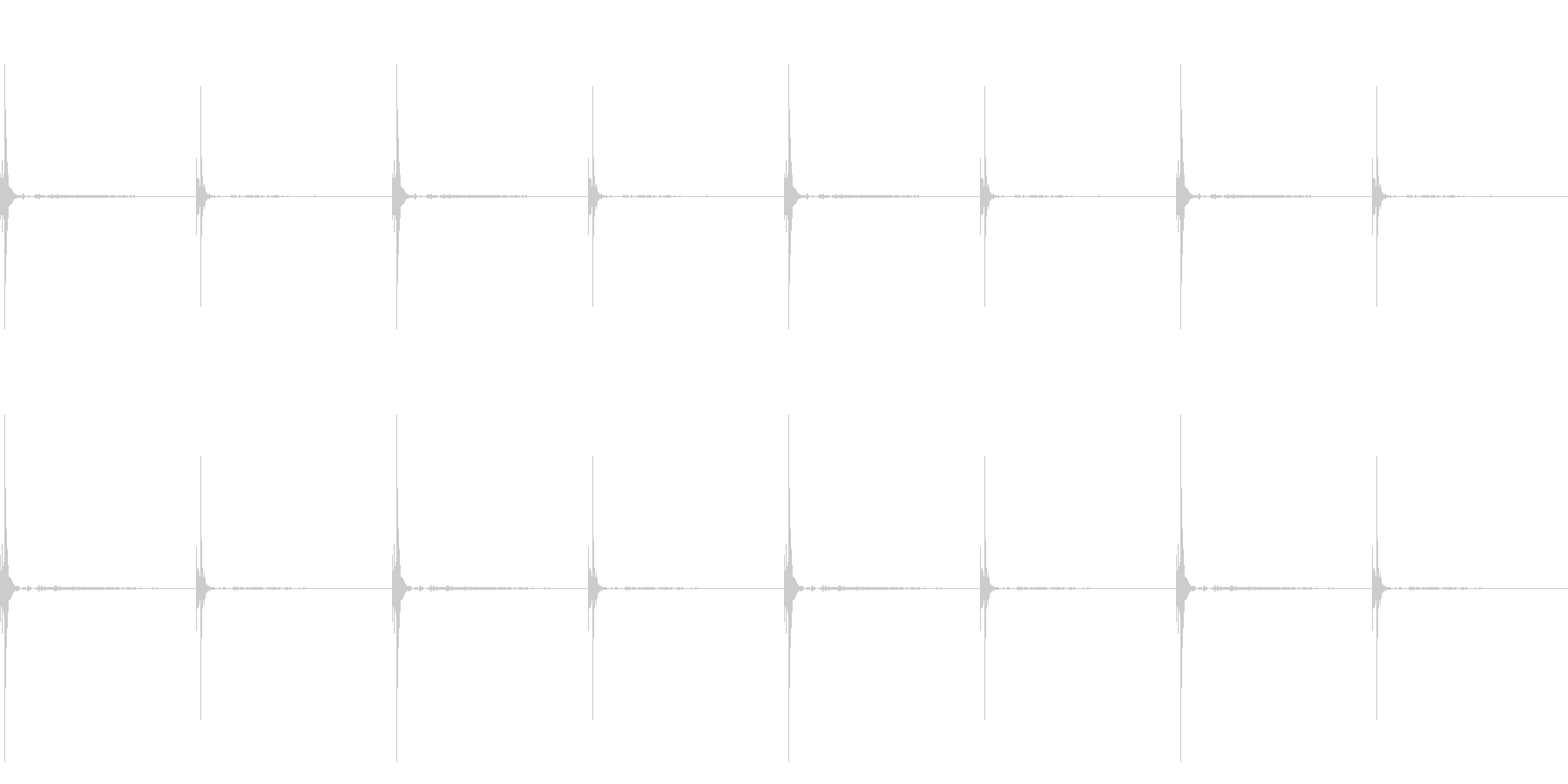 時計、タイマー、ストップウォッチ_C_7の未再生の波形
