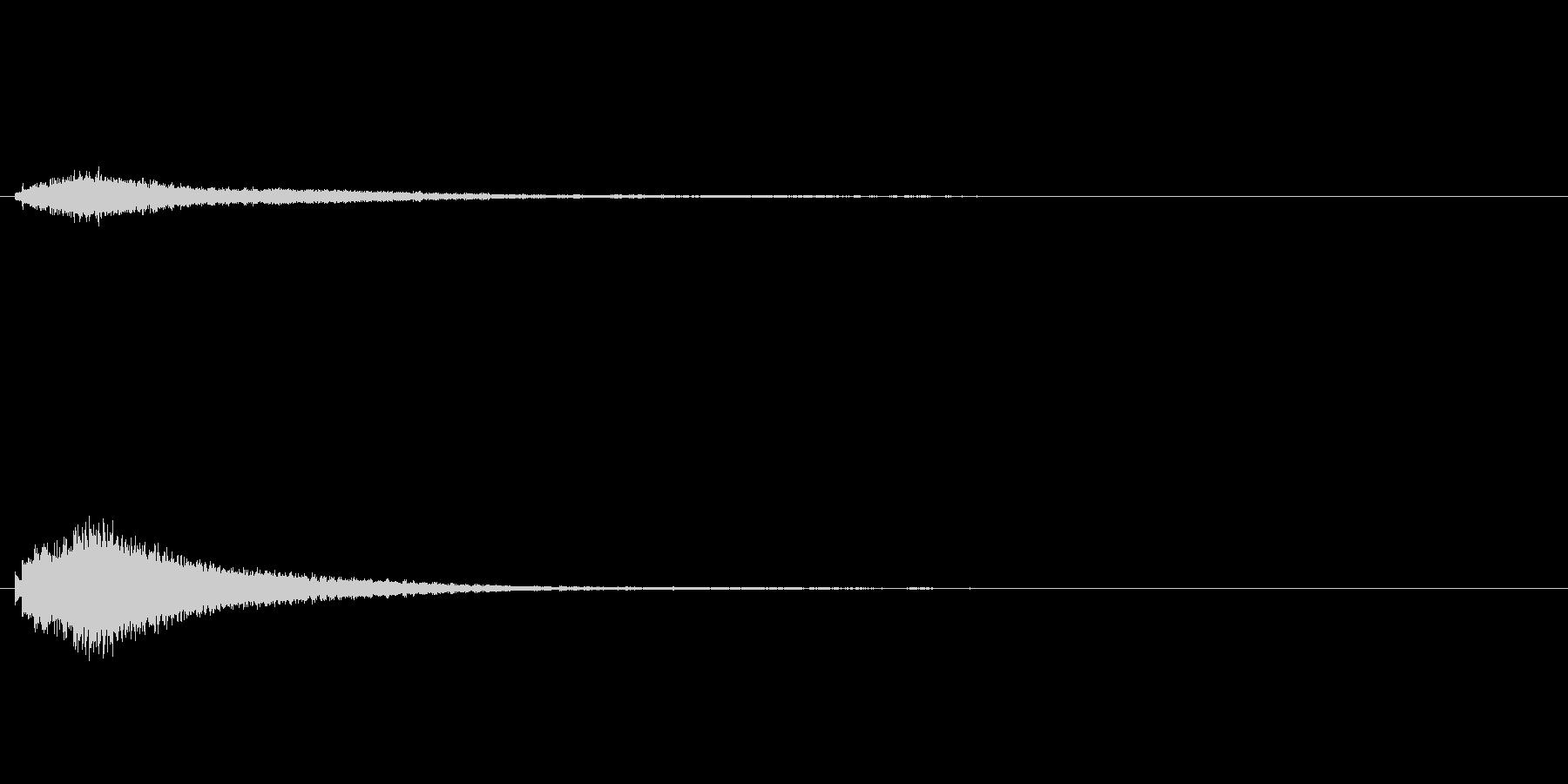 キラキラ系_039の未再生の波形