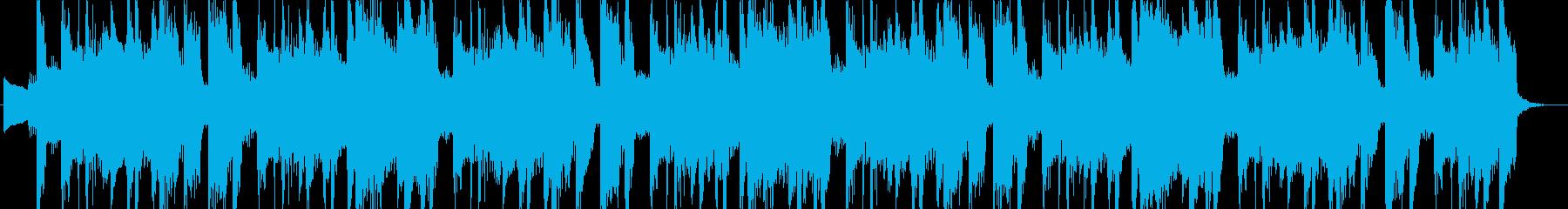 汎用BGM/大人っぽい(LOOP対応)の再生済みの波形