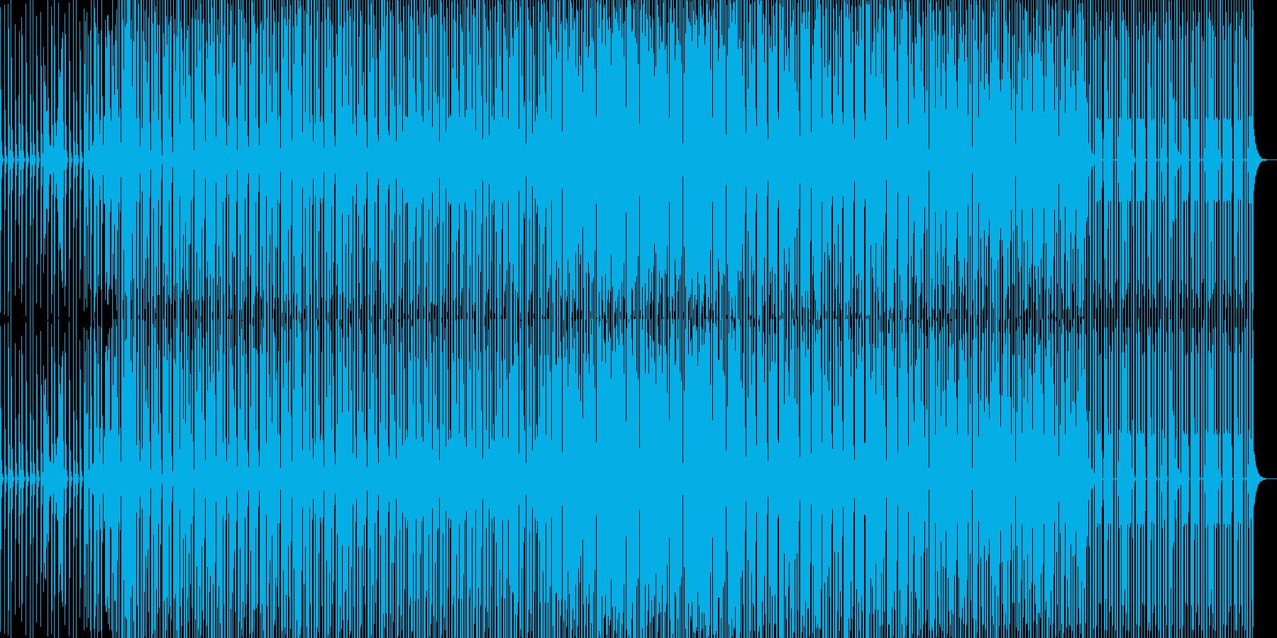 ノリが良いテクノです。戦闘音楽や、シュ…の再生済みの波形
