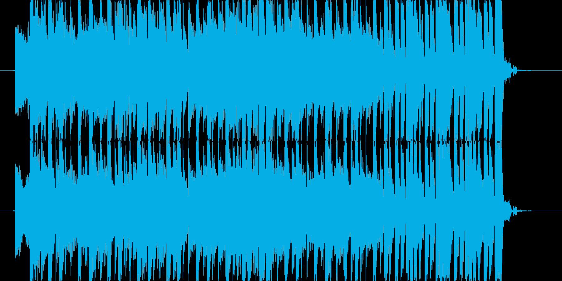 ロックでパワフルなエレクトロ。暗闇にい…の再生済みの波形