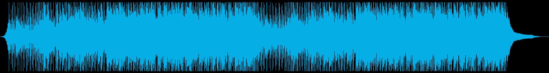 アコギの刻みが心地良い軽快ソフトロックBの再生済みの波形