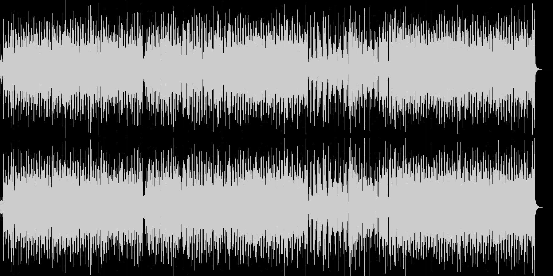 ボサノバ/メロ抜/ナイロンギター/カフェの未再生の波形