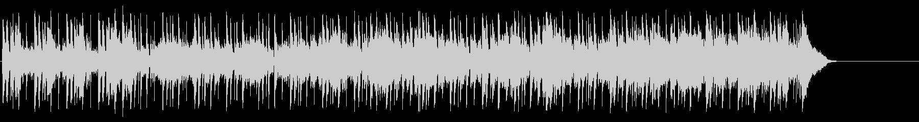 クルーズする優雅なポップ(イントロ~…)の未再生の波形
