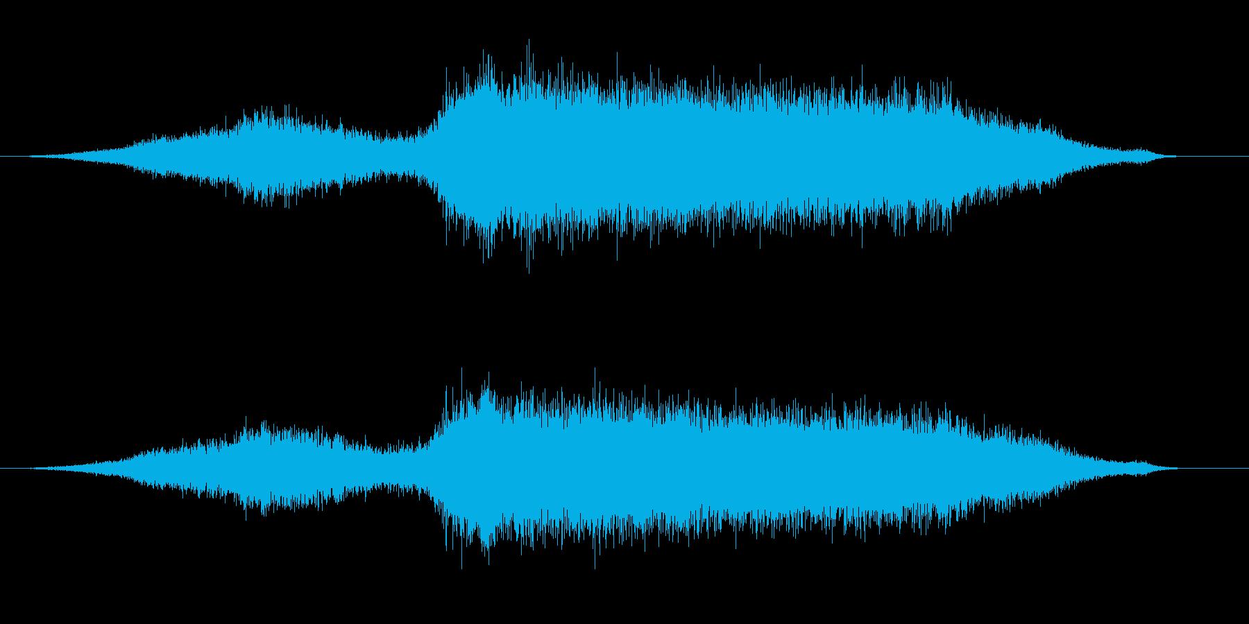 181_ゴール2の再生済みの波形