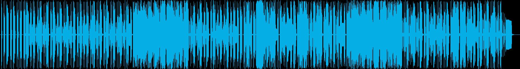 ラブソング。映画音楽にの再生済みの波形