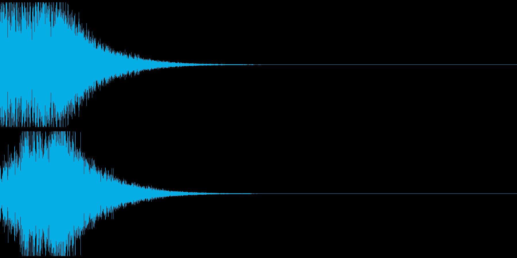 魔法 アイテム レベルアップ の再生済みの波形