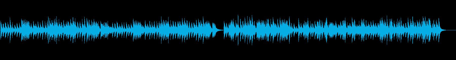 【琴・和風アレンジ】G線上のアリアの再生済みの波形
