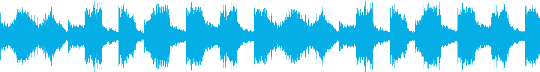 EDM リードシンセ 3 音楽制作用の再生済みの波形