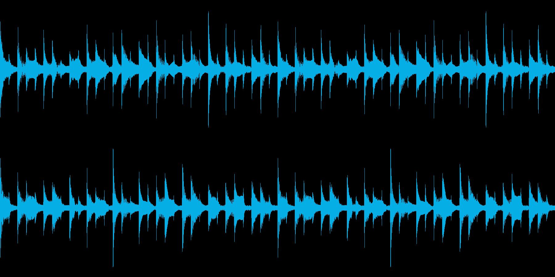 ARP シンセシーケンス 2 音楽制作用の再生済みの波形