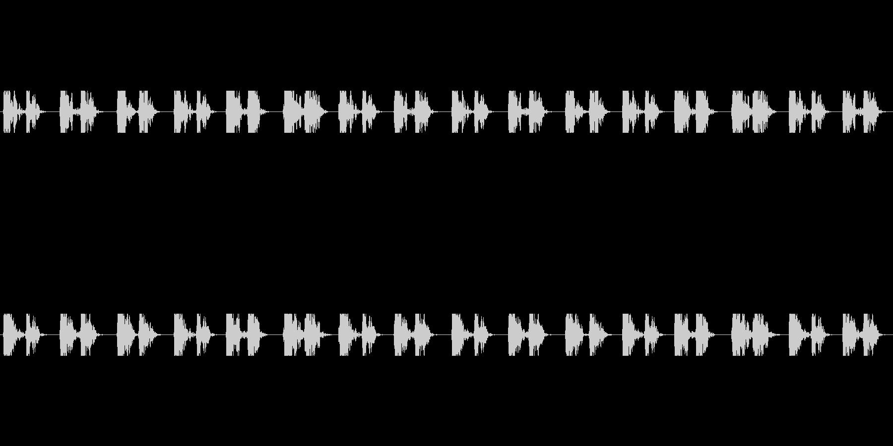【心拍01-3L】の未再生の波形