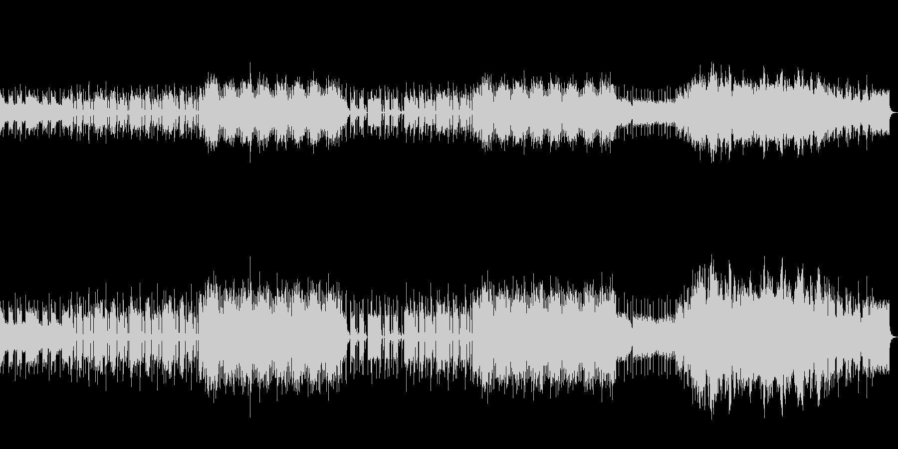 ハーモニカによる男らしいBGM。の未再生の波形