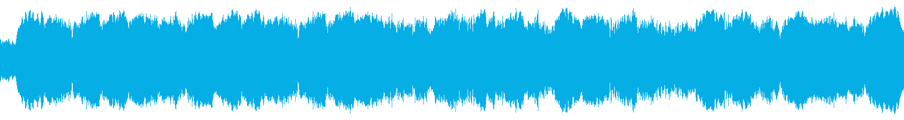 シーン・ロボット情熱・ループ弦楽器の再生済みの波形