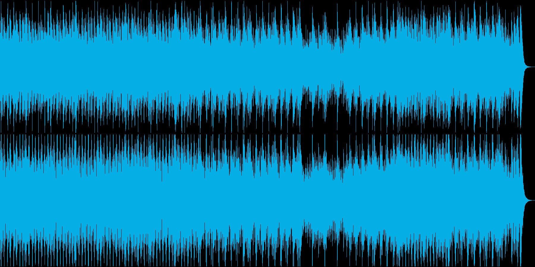 和風オーケストラ日本の祭④弦楽器なしの再生済みの波形